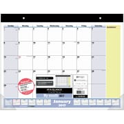 AT-A-GLANCE® QuickNotes® Desk Pad, 2017, 22 x 17 (SK700 00 17)