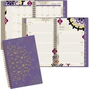 """AT-A-GLANCE® Weekly/Monthly Planner, 2017, 4 7/8"""" x 8"""", Vienna (122-200-17)"""