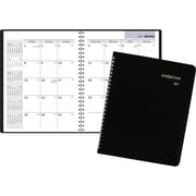 "DayMinder® Monthly Planner, 2017, 6 7/8"" x 8 3/4"" (G400-00-17)"