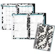 """AT-A-GLANCE® Weekly/Monthly Customizable Appointment Book, 2017, 5"""" x 8"""", Madrid (793-201-17)"""