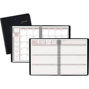 "AT-A-GLANCE® Weekly/Monthly Appointment Book/Planner, 2017, 6 7/8"" x 8 3/4"" (70-650-05-17)"