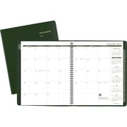 "AT-A-GLANCE® Recycled Monthly Planner, 2017, 9"" x 11"" (70-260G-60-17)"