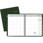 AT-A-GLANCE® Recycled Monthly Planner, 2017, 6 7/8 x 8 3/4, Wirebound (70-120G-60-17)