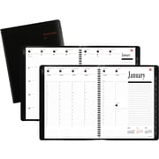 "AT-A-GLANCE® Weekly/Monthly Appointment Book/Planner, 2017, 8 1/2"" x 11"", 800 Range (70-864-05-17)"