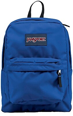 Jansport Superbreak Backpack, Blue Streak (T5015CS)