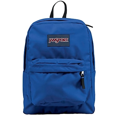 Jansport Superbreak Backpack, Blue Streak (T5015CS) | Staples