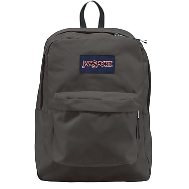 Jansport Superbreak Backpack, Forge Grey (T5016XD) | Staples