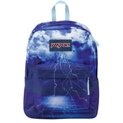 Jansport® High Stakes Multi Lightening Strike Fabric Backpack (TRS70AW)