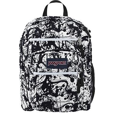 Jansport Big Student Backpack, Black Paintball (TDN70JR) | Staples®