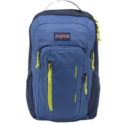 Jansport Beacon Backpack, Navy Moonshine Lime Punch