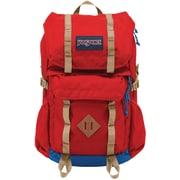 Jansport Javelina Backpack, Red Tape (A2T315XP)