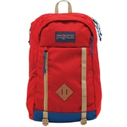 Jansport Foxhole Backpack, Red Tape