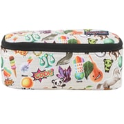 Jansport® Vector Accessory Pouch, Multi Stickers