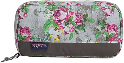 Jansport Pixel Accessory Pouch, Multi Concrete Floral (T68X0KL)