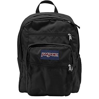 Jansport Big Student Backpack, Black (TDN7008JAN) | Staples
