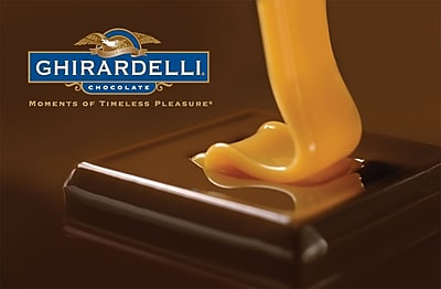 Ghirardelli Chocolate Company Gift Card $100