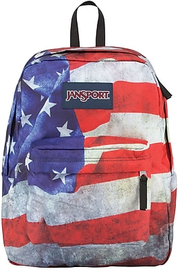 Jansport High Stakes Premium Fabric Backpack (TRS70GM) (TRS70GM)