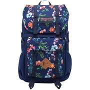 Jansport Javelina Backpack, Mutli Navy Mountain Meadow (A2T310E2)