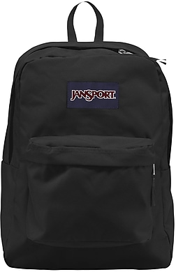 Jansport Superbreak Backpack, Black (TZX6008)