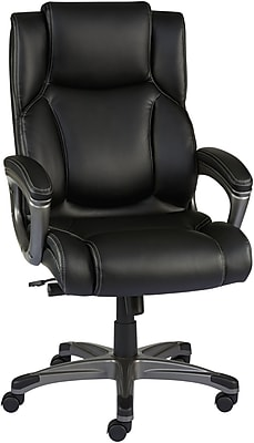 Staples Washburn Bonded Leather Office Chair Black Https Www Staples 3p Com S7 Is