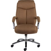 Staples Fayston Fabric Home Office Chair, Tan