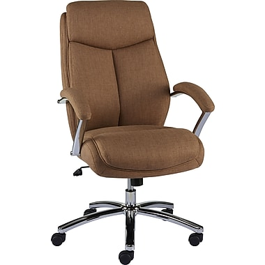 staples fayston fabric home office chair, tan | staples®