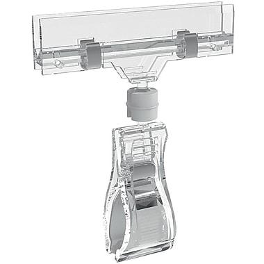 Deflecto® VersaGrip Plastic Sign Holder , 4.13