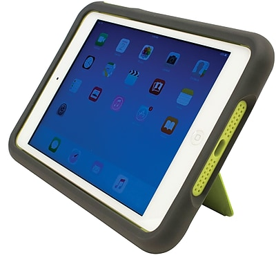 M-Edge Supershell for iPad Air 2 slate/lime