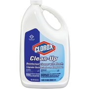 Clorox® Clean-Up® Disinfectant Cleaner With Bleach, Refill Bottle, 128 oz.