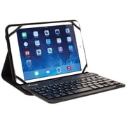 "M-Edge Folio Plus Pro Keyboard for 9"" - 10"" Tablets, Black"