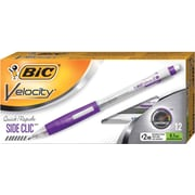 BIC Velocity® Side Clic Mechanical Pencils