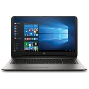 "HP 17-x061nr, 17.3"", Intel Pentium N3710 Processor, 8 GB RAM, 2 TB SATA, Windows 10 Notebook"