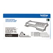 Brother TN-420 Toner Cartridge, Black