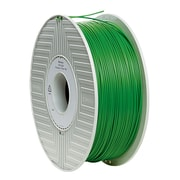 Verbatim 1.75mm ABS 3D Printer Filament Green 1KG 2.2LBS (55004)