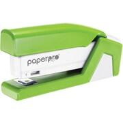 ACI PaperPro™ Compact Stapler, Fastening Capacity 20 Sheets/20 lb., Green