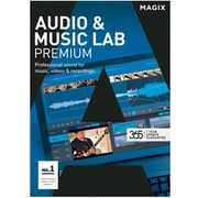 MAGIX Audio & Music Lab Premium for Windows (1 User) [Download]