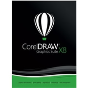 CorelDRAW Graphics Suite X8 for Windows (1 User) [Download]
