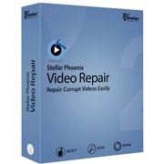 Stellar Phoenix Video Repair for Mac (1 User) [Download]