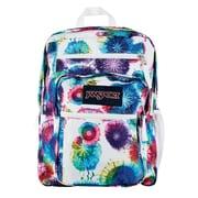 Jansport Big Student Backpack, Multi Tie Dye Swirls (TDN70JX)