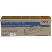 OKI Magenta Toner Cartridge (43865766), High Yield