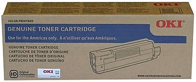 Okidata Toner Cartridge, 43865766, High Yield, Magenta