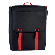 Designed By Students Xpand Backpack, Black/Red (29637)