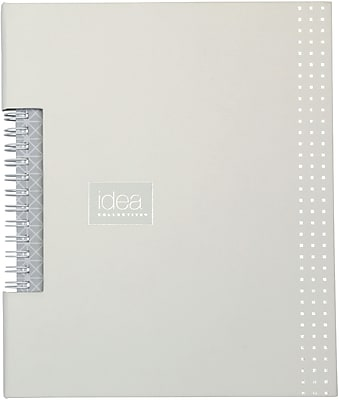 Idea Collective® Business Notebook, 8