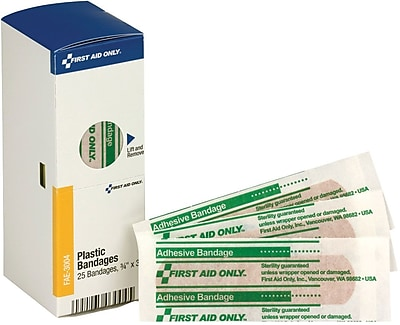First Aid Only® SmartCompliance® Refill 3/4