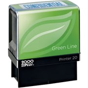 """2000 PLUS® Green Line Self-inking Stamp, """"CONFIDENTIAL"""""""