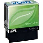 "2000 PLUS® Green Line Self-inking Stamps, ""VOID"""
