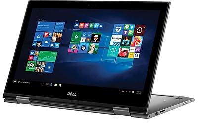 "Dell Inspiron 15 I5568-1210GRY Touchscreen, 15.6"", Intel i3-6100U, 8GB RAM,500 GB Hard Drive, Windows 10 Notebook"