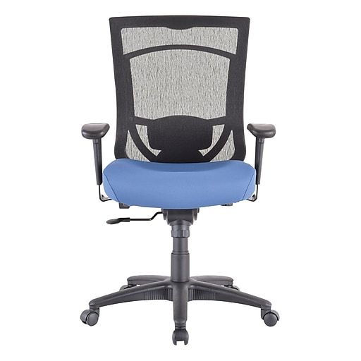 Astonishing Tempur Pedic Tp7000 Mesh Computer And Desk Office Chair Fixed Arms Denim Tp7000 Denim Ocoug Best Dining Table And Chair Ideas Images Ocougorg