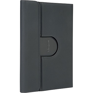 VersaVu Slim Multi Gen Case for iPad Mini (Gen 1/2/3/4), Black
