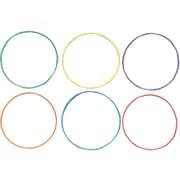 "Plastic Hoops, 24"", Set of 12"